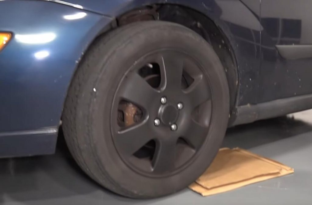Repair a Tire Leak