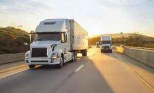 the blind spots of heavy vehicle